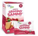 Emma's favorite snack- Grammy Sammy's