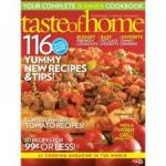 Taste of Home Magazine Photo Credit: Taste of Home
