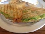 Goat Cheese & Avocado Melt