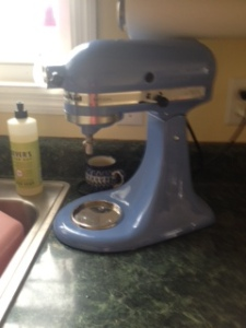 My KitchenAid Stand Mixer