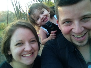 Family Time on the Creeper Trail